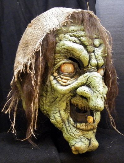 hag witch mask