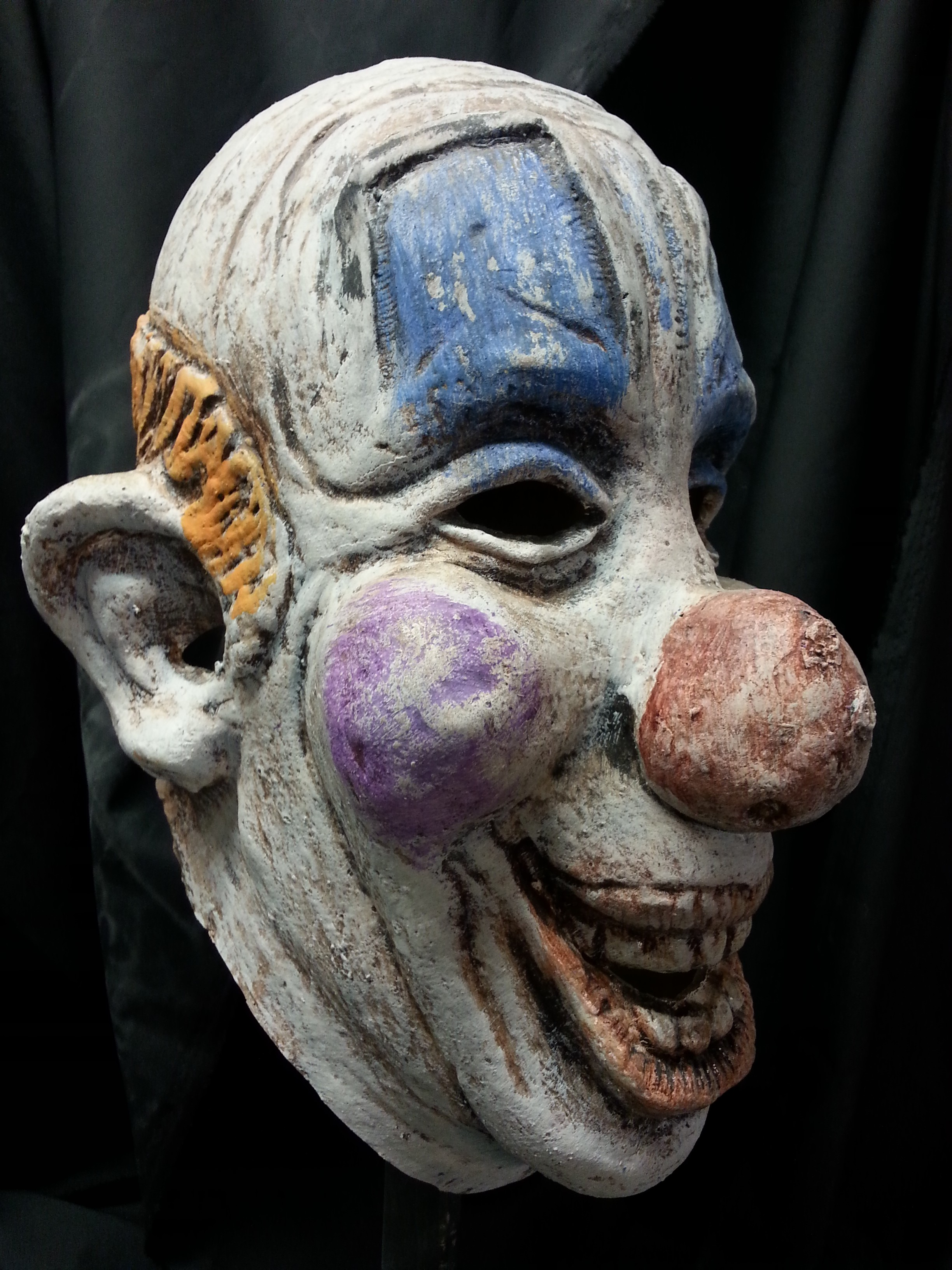 custom Halloween mask maker